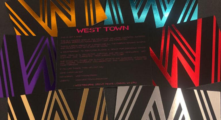 various-colours-foiled-leaflet